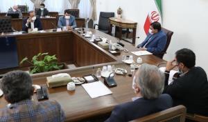 اظهارات مخبر درباره روند انتقال آب از دریا به فلات مرکزی ایران