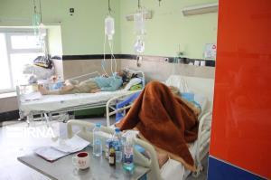 ۷۵ بیمار کووید ۱۹ در بیمارستانهای البرز بستری شدند
