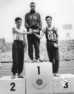 نخستین مدالآور دوومیدانی ایران در بازیهای آسیایی درگذشت