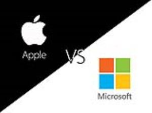 مایکروسافت در حوالی اپل