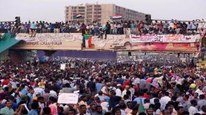 اعتراضات به کودتا در سودان همچنان ادامه دارد