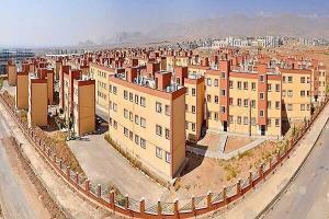 ساخت ۵۴۰ واحد طرح ملی مسکن در استان اردبیل
