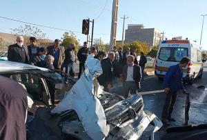 حادثه رانندگی در هادیشهر یک فوتی برجای گذاشت