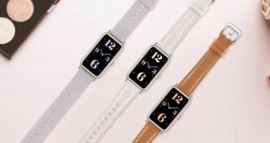 ساعت هوشمند جدید هواوی معرفی شد