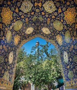 عکس/ شاهکار معماری ایران در عصر صفویه
