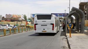 اقبال کم قمیها به ناوگان اتوبوسرانی