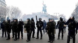 خنثی کردن یک کودتای نظامی در فرانسه