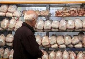 قیمت گوشت مرغ در خراسان شمالی افزایش یافت