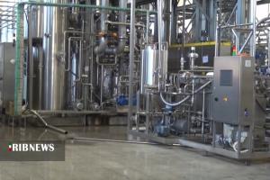 آغاز بهکار بزرگترین کارخانه فرآوری محصولات باغی کشور در مریوان