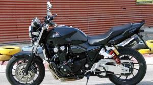 کشف موتورسیکلت غیرمجاز در یزد