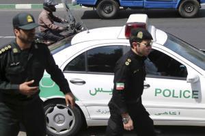 درگیری مسلحانه زورگیران با پلیس تهران