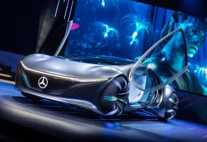 خودروی جدید مرسدس بنز به کمک ذهن کنترل خواهد شد!