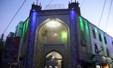 اولین مسجد سلامت کشور در اراک