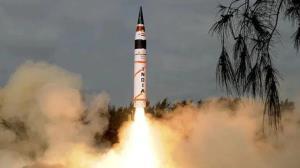 هند موشک بالستیک با قابلیت هستهای آزمایش کرد