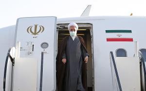 رئیس قوه قضاییه وارد خوزستان شد