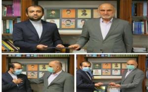 مشاور جوان استاندار بوشهر معرفی شد