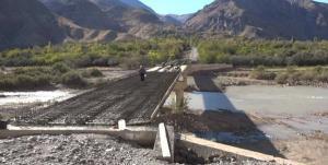 عکس/ ساخت پل «کمر» شهرستان خلخال پس از چندین سال بلاتکلیفی