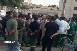 وعده شهرداری خرمشهر به کارگران بینتیجه ماند