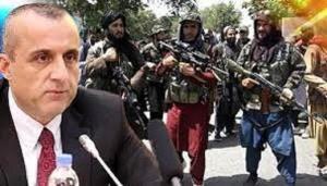 امرالله صالح: خلیلزاد طراح اصلی نیرنگ بزرگ بود