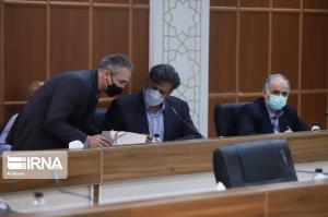 دیدار صنعتگران خوزستان با رئیس قوه قضاییه