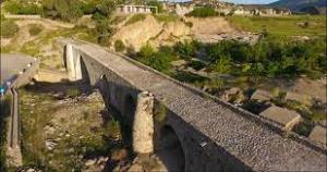 اتمام مرمت پل تاریخی سیاهپله در لرستان
