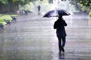 آغاز بارندگی در برخی استانها طی دو روز آینده
