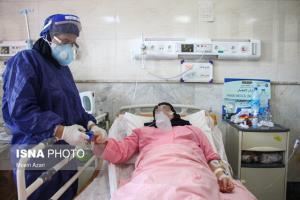 بستری ۱۰۰۹ بیمار کرونایی در آذربایجانشرقی