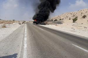 وقوع حادثه مرگبار در محور کهورستان به لار