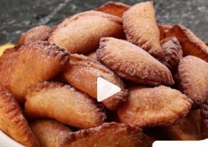 پخت دونات بیسکوئیتی بدون فر در کمتر از نیم ساعت