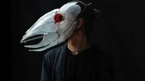 ماسکهایی عجیب با الهام از آینده