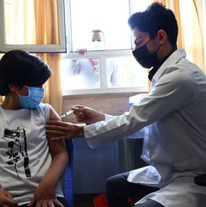 پوشش نوبت اول واکسن کرونا در کشور به ۷۷ درصد رسید