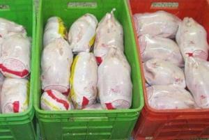 بیش از یک تن گوشت مرغ در ارومیه کشف شد