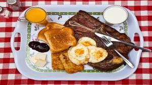 زندانیان آمریکایی قبل از اعدام چه غذایی سفارش دادند؟