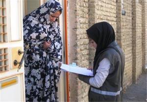 شناسایی ۱۲ هزار نفر تا پایان روز پنجم سرشماری همدان