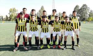 برد تیم فوتبال نوجوانان ستارگان فیروزآباد مقابل استعدادهای درخشان نیریز
