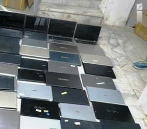 کشف ۳۱ دستگاه لپ تاپ قاچاق در بندرعباس
