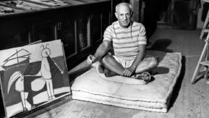 گوناگون/ چرا پیکاسو در آستانه اولین نمایشگاه خود نقاشی هایش را سوزاند؟