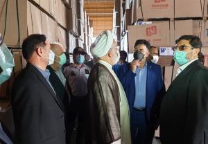 بازدید دادستان کشور از روند ترخیص کالاهای اساسی در بندرامام