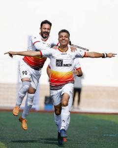 شادی فردوسیپور و رفقا پس از پیروزی
