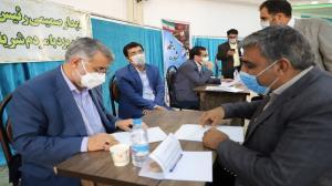 مسئولان قضایی یزد پای درددل شهروندان میبدی نشستند